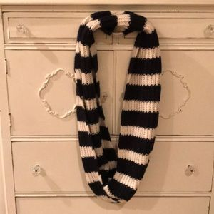 J. Crew wool and cashmere blend circle scarf
